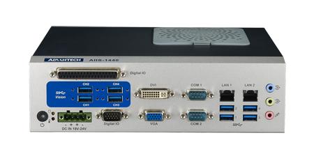 研华AIIS-1440机器视觉工控机